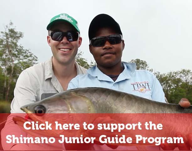 Donate to the Shimano Junior Guide Program